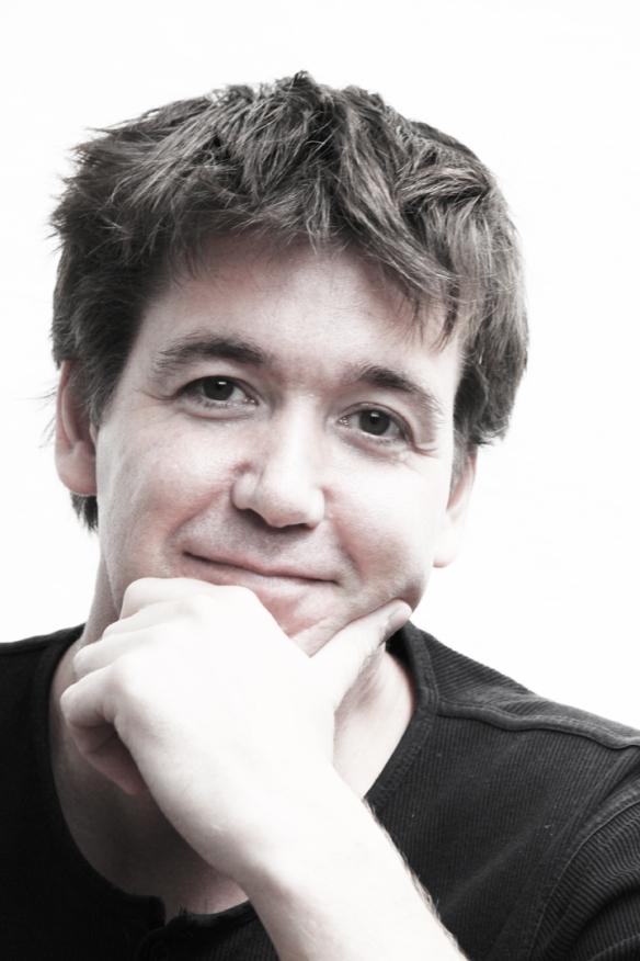 Stefan Jämtbäck porträtt